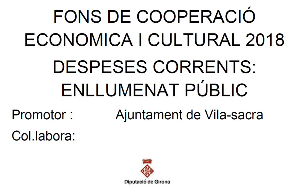 despeses corrents